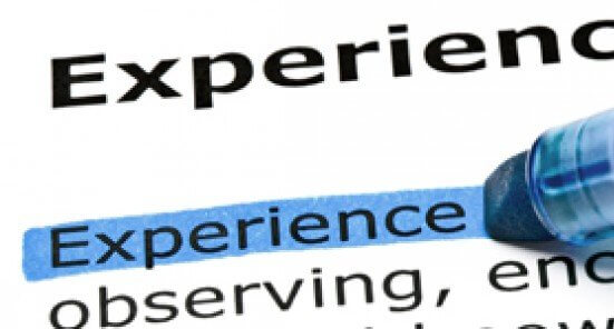 How Much Do You Value Experience?